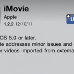 iPhone iMovie Now Supports Videos Imported from External Cameras
