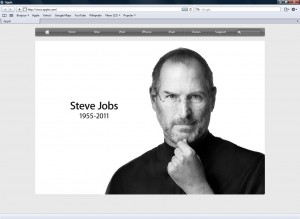 I Remember Steve Jobs