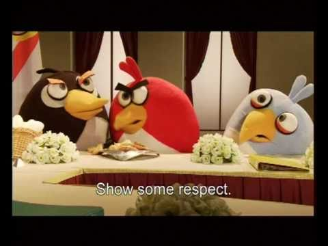 Top Angry Bird Funny Videos on YouTube