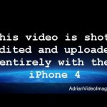 Online Video Marketing Using the iPhone 4