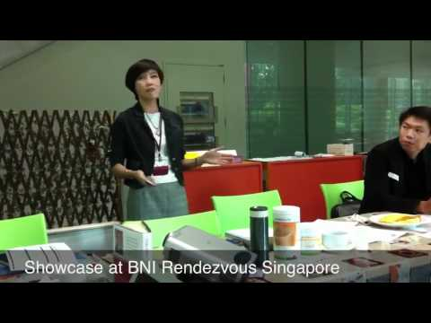 Su Lee's Showcase at BNI Rendezvous Singapore