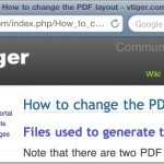 How to Change vTiger CRM PDF Layout Template