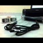 Canon Pixma MP287 Printer: Stop Motion Unboxing