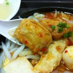 Yong Tau Foo with Spicy Mi Tai Mak