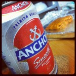 "Tasting Singapore Beer Anchor ""Smooth"""