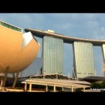 Singapore Stock Footage: Marina Bay Sands to ArtScience Museum