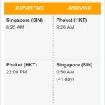 Forget to Market. Ticket to Phuket.