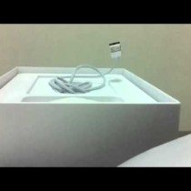 Unboxing the iPad Mini Stop Motion Video