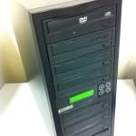 [SOLD] Used DVD Duplicator in Black Casing