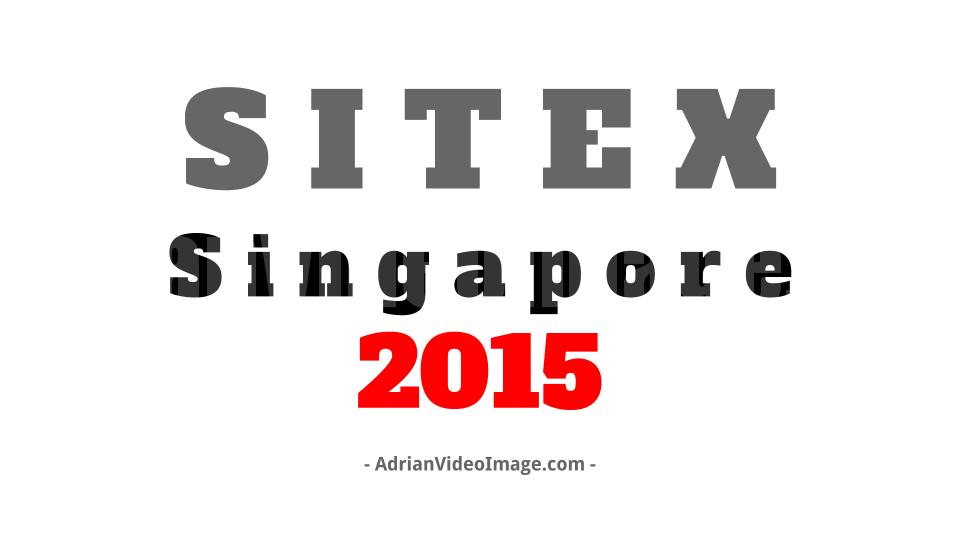 SITEX SINGAPORE 2015