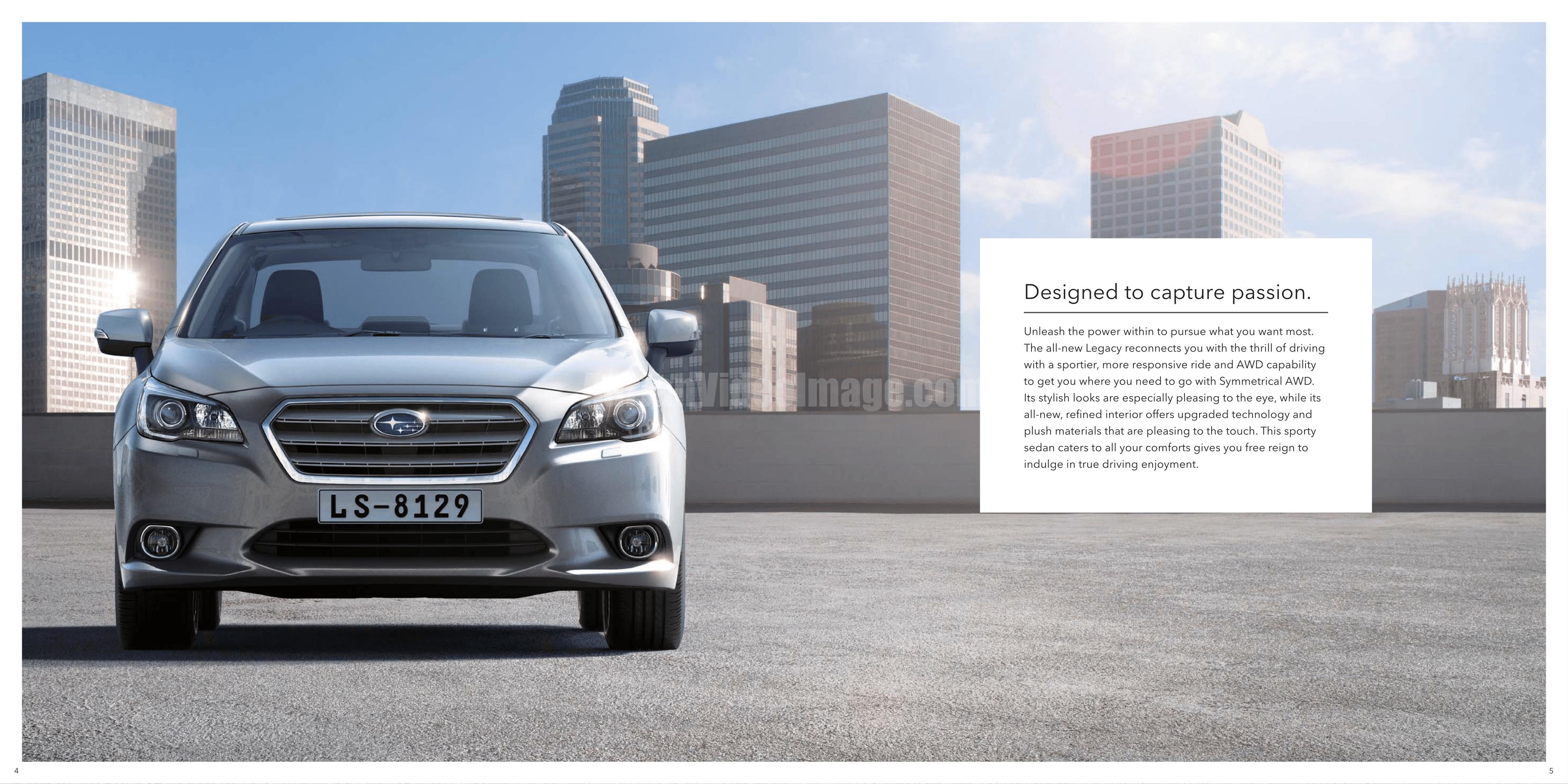 2016 Subaru Legacy - pg-03