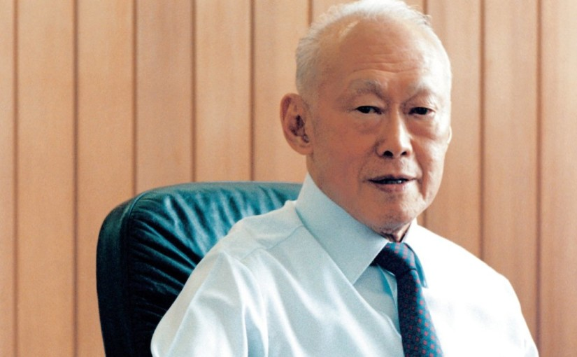 Thank You Mr Lee Kuan Yew. May You Rest in Peace. #rememberingleekuanyew