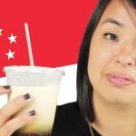 Americans Taste Test Singaporean Food – YouTube
