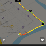 2.8km in 21 Minutes with Nike+ Running App