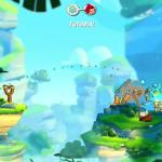 Angry Birds 2 on iPhone 6 – Level 1