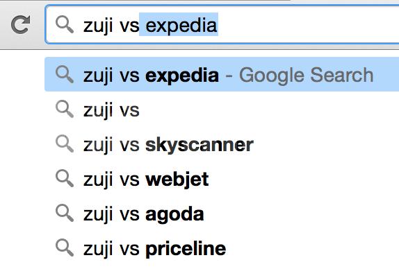 Sites similar to Zuji