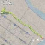 2.36km in 19mins Run Along Punggol Waterway