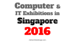 IT Fair in Singapore 2016