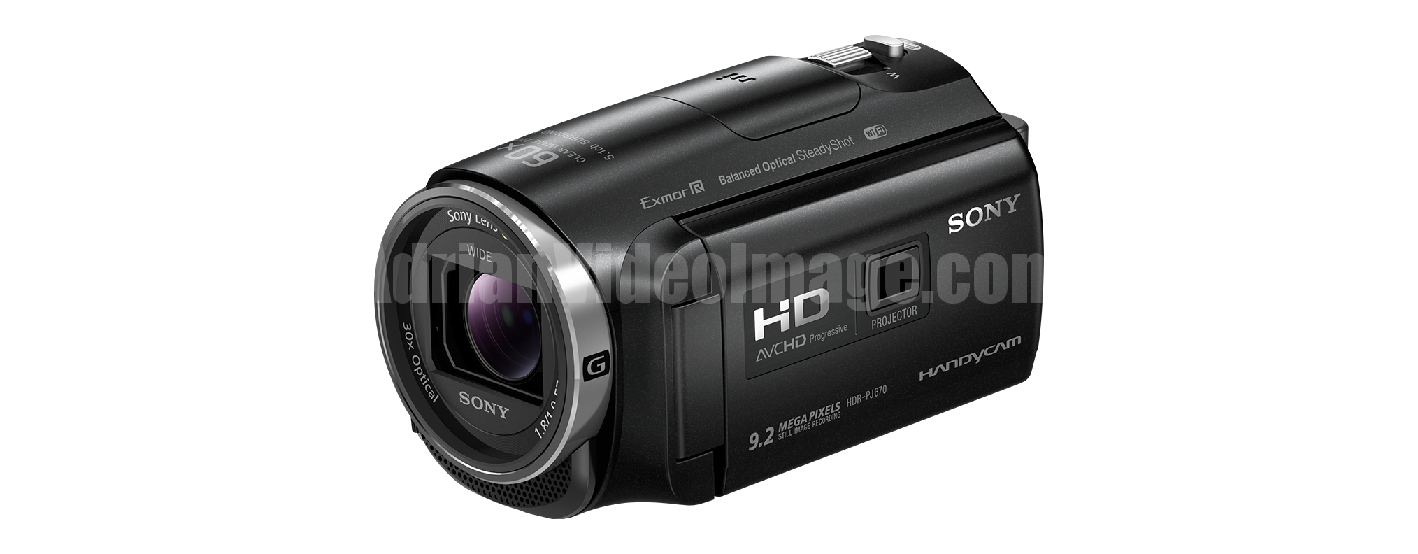 HDR-PJ670 - S$1299
