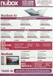 NUBOX @ SITEX 2015 - MacBook