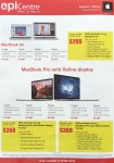 EPICENTRE @ SITEX 2015 - MacBook Air and MacBook Pro