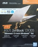 ASUS @ SITEX 2015 - ZenBook UX305