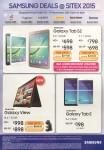 Samsung Deals @ SITEX 2015