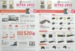 Microsoft @ SITEX 2015 - Office 365 and Accessories