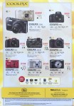 Nikon @ SITEX 2015 - COOLPIX series