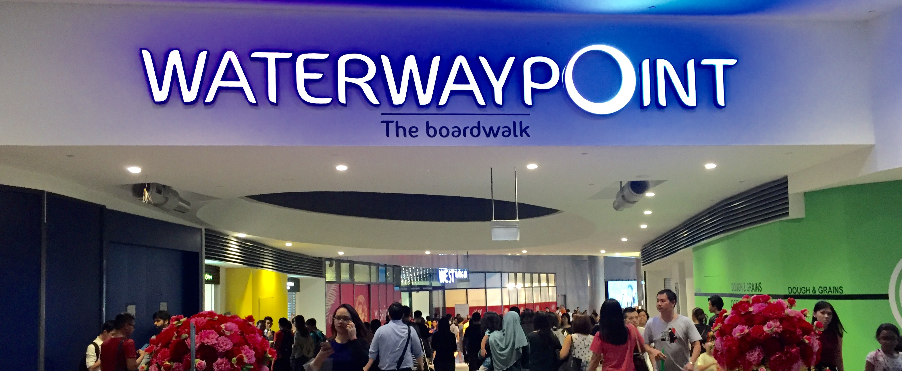 Waterway Point Opening - 18 January 2016