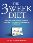 The 3 Week Diet System PDF Free Download