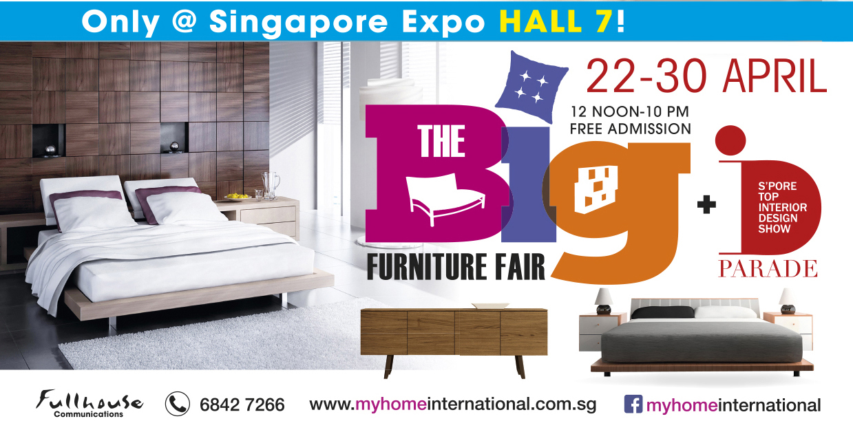 Expo Big Furniture Fair 22 30 April 2017 Adrian Video Image