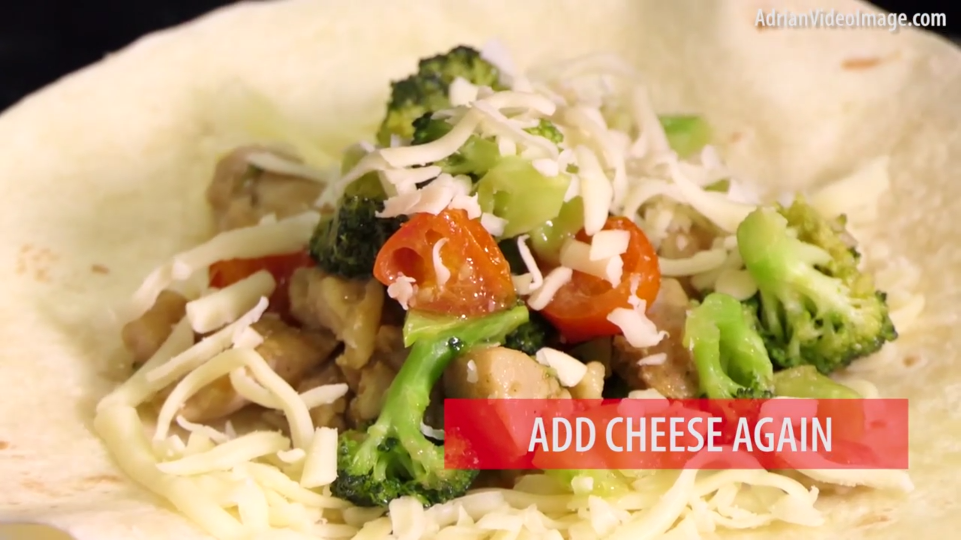 Step 8 - Add More Cheese