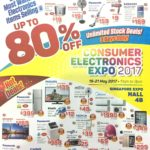 Next IT Exhibition in SG – Consumer Electronics EXPO 2017