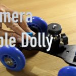 Table Top Camera Dolly Slider – like Pico