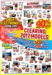 Great Electronics EXPO 2017 | 8 - 10 Dec 2017 | 11am - 9pm | Singapore EXPO | Brochure pg1