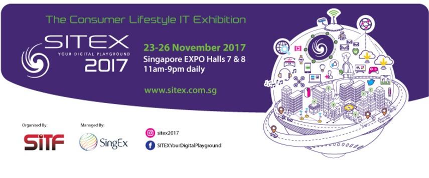 SITEX 2017   SINGAPORE EXPO