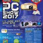 Next IT Exhibition in SG – CEE and PC SHOW 2017