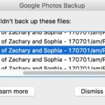 Google Photos Backup Video File Size Limitation