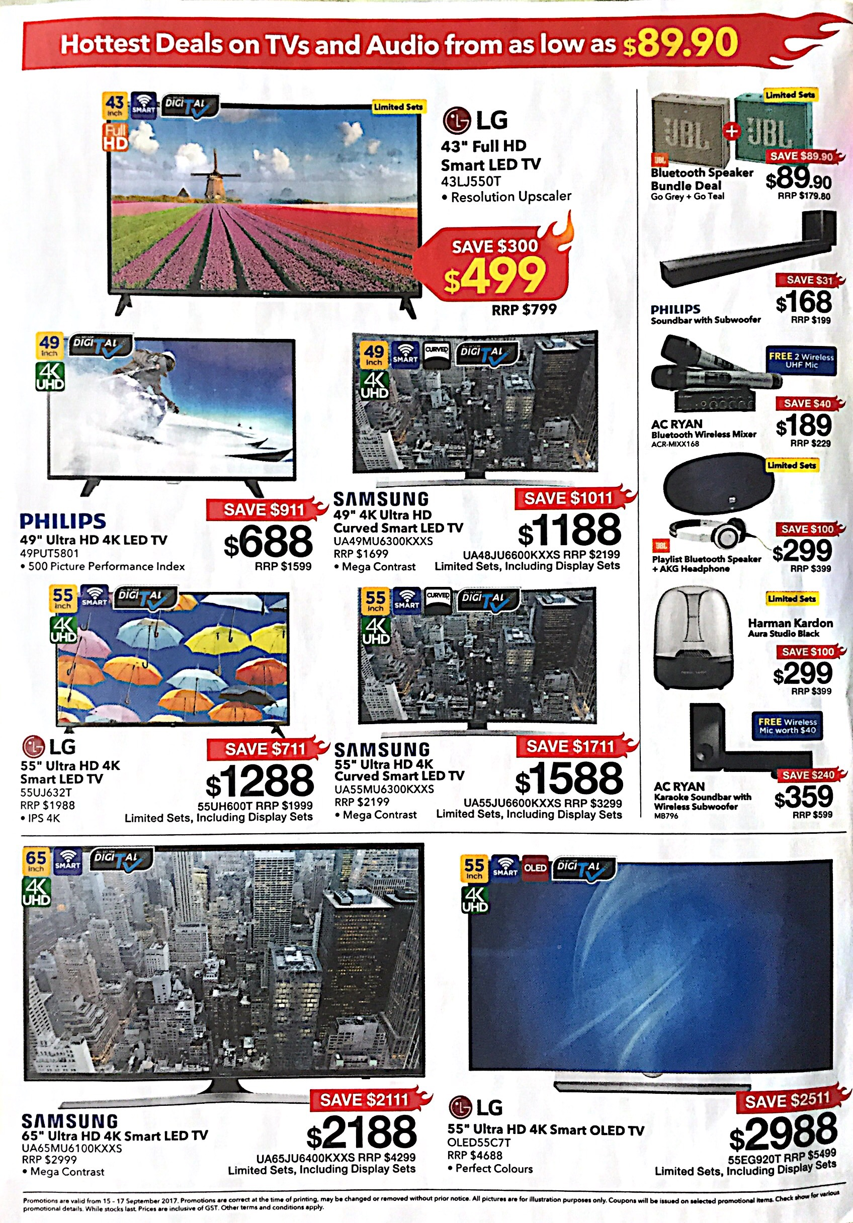 Gadgets, Home Electronics and Appliances Expo | 15-17 Sept 2017 | pg2