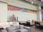 Furniture clearance sale! Display set at below cost price!