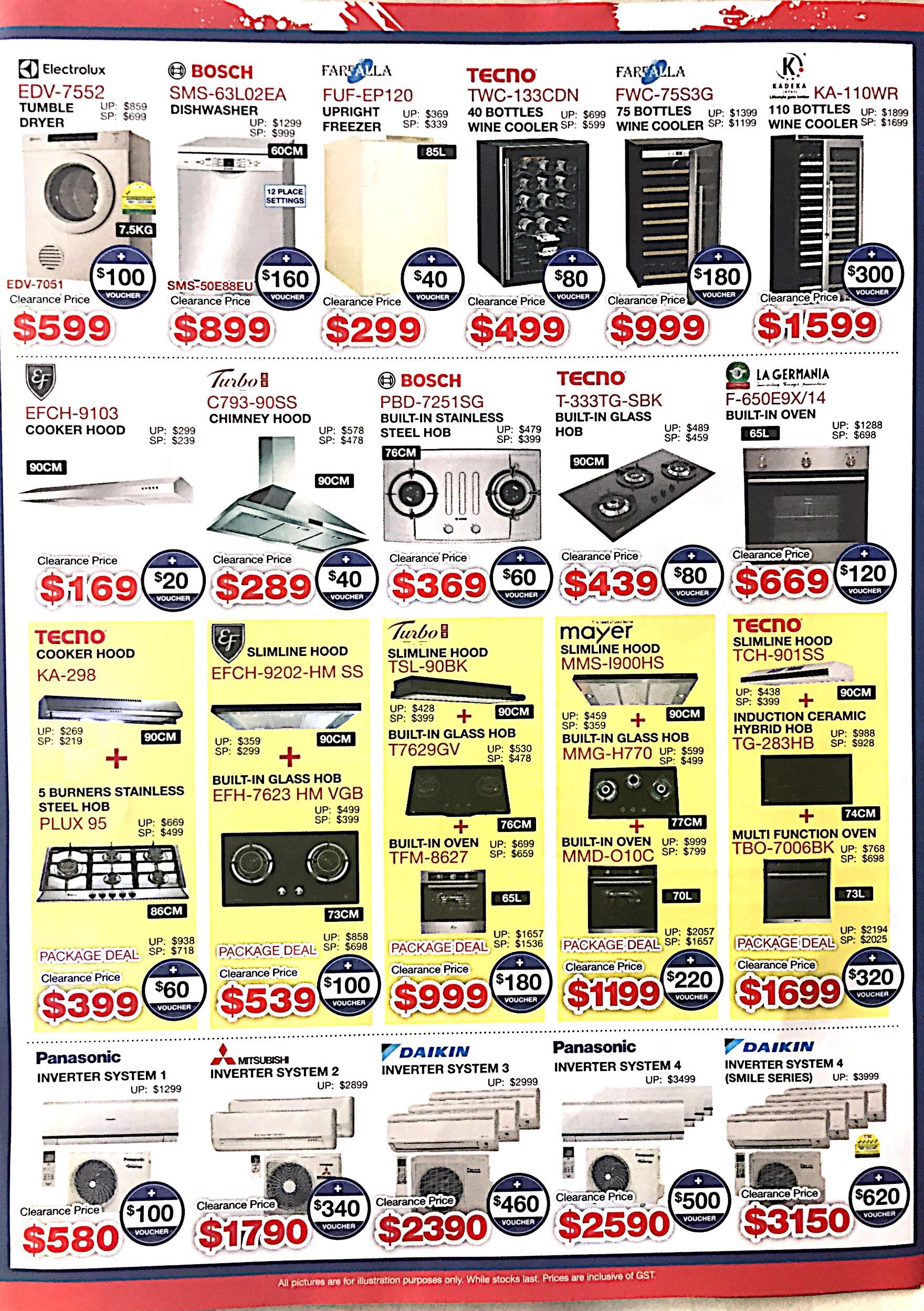Warehouse Stock Clearance @ Audio House | 9-26 Sept 2017 | pg5