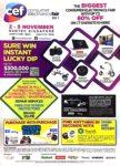 CEF Consumer Electronics Fair 2017   2 - 5 November   Suntec Singapore   pg1