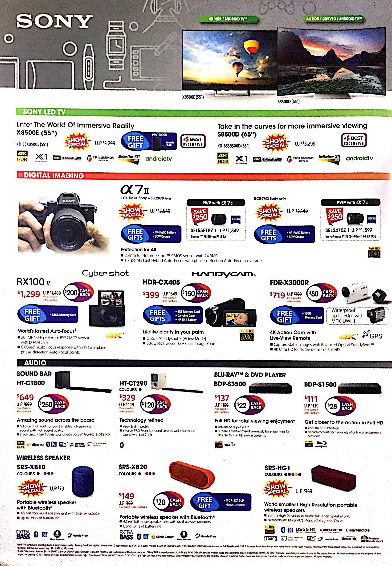 CEF Consumer Electronics Fair 2017 | 2 - 5 November | Suntec Singapore | pg6