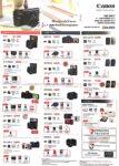 Canon Camera Deals @ CEF Show 2017   Brochure pg1