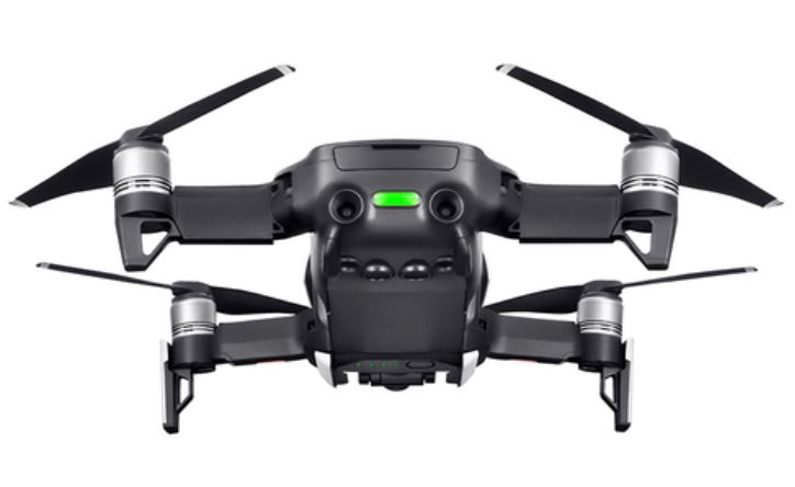 DJI Mavic Air - Bottom View