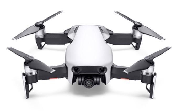 DJI Mavic Air - Front view