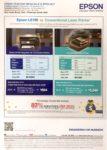 Epson Printer Deals @ SITEX 2017 | Brochure pg3