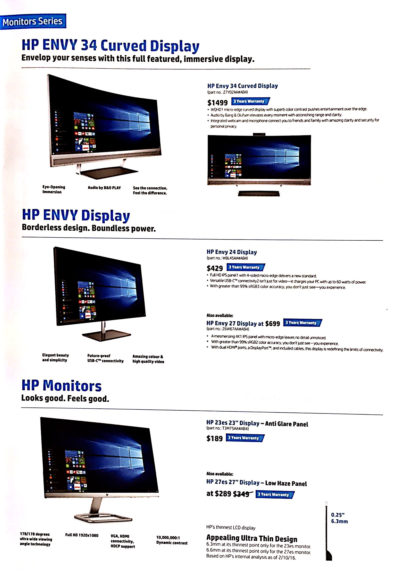 HP Deals @ CEF Show 2017 | Brochure pg3