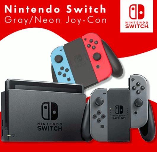 Nintendo Switch Console Super Bundle 32GB